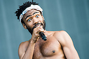 Childish Gambino plays Wireless festival, Finsbury Park, London, UK