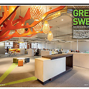 Green Building Council of South Africa (GBCSA) office in Earthworks magazine