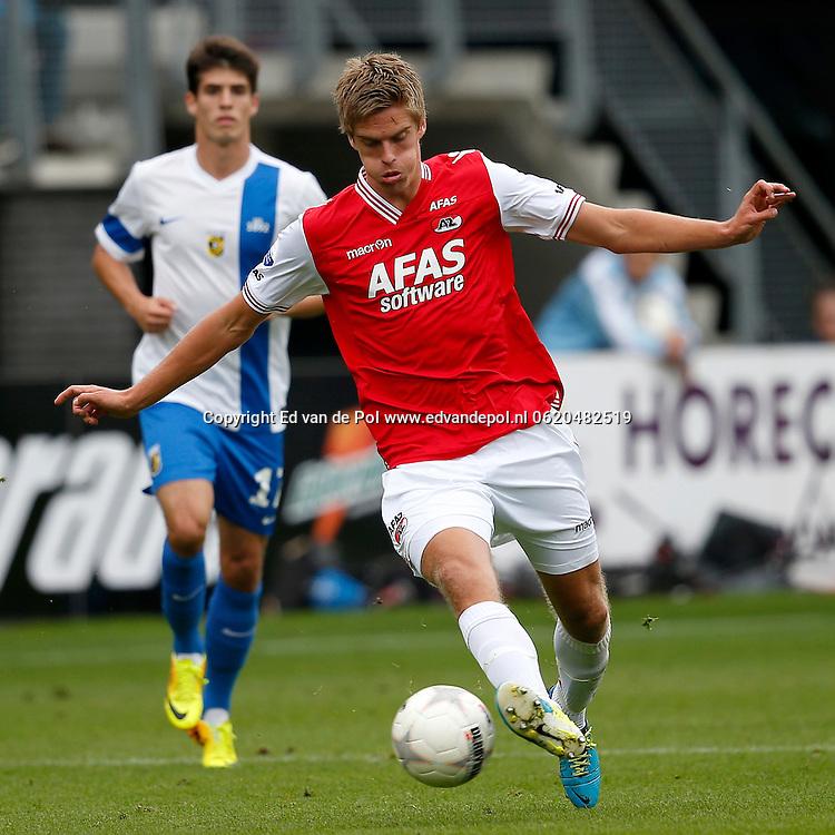 Alkmaar, 01-09-2013, eredivisie, AZ - Vitesse, AFAS Stadion, 1-1,
