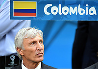 Trainer Jose Pekerman (Kolumbien)<br />