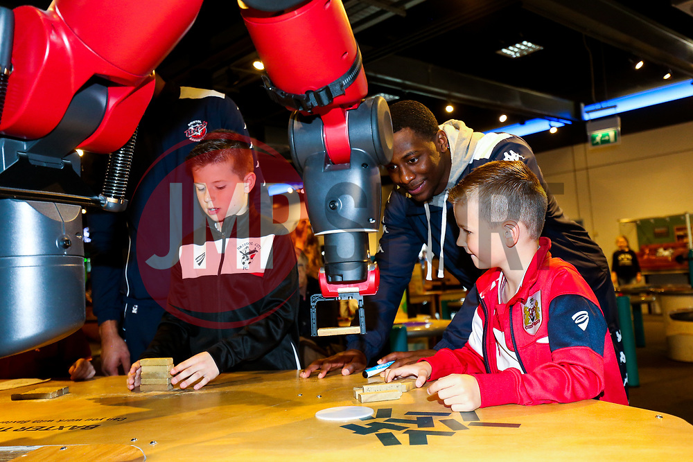 Bristol Sport Forever Bristol Members Event at We The Curious - Rogan/JMP - 16/04/2019 - SPORT - We The Curious - Bristol, England.