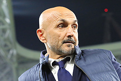 December 9, 2017 - Turin, Piedmont, Italy - Luciano Spalletti, head coach of FC Internazionale, before the Serie A football match between Juventus FC and FC Internazionale at Allianz Stadium on 09 December, 2017 in Turin, Italy..The final score is 0-0. (Credit Image: © Massimiliano Ferraro/NurPhoto via ZUMA Press)