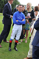 FRANKIE DETTORI at the 3rd day of the 2012 Glorious Goodwood racing festival at Goodwood Racecourse, West Sussex on 2nd August 2012.