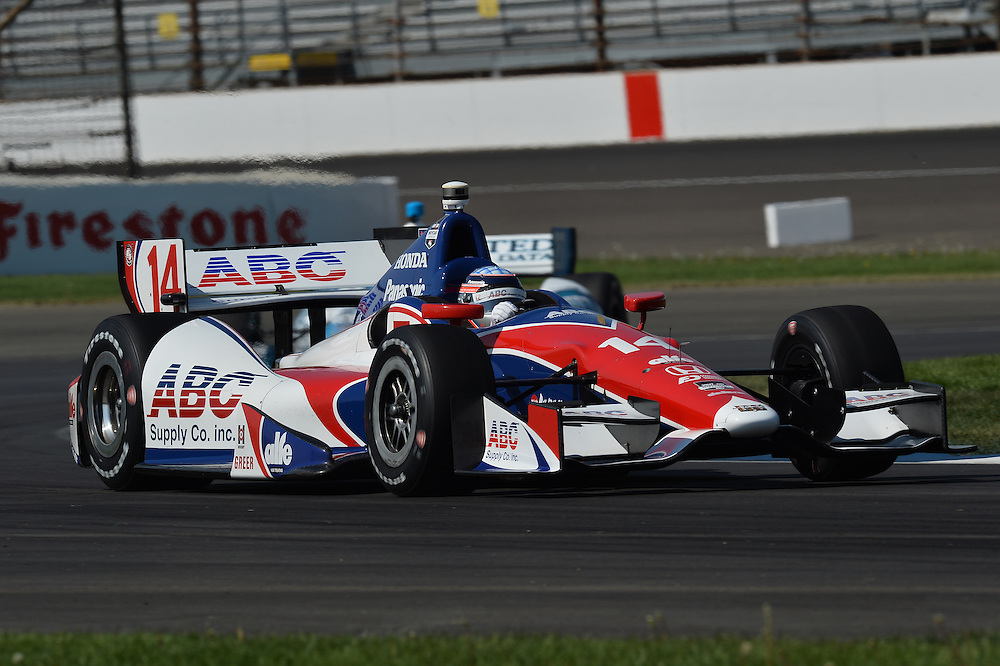 Takuma Sato, Grand Prix of Indianapolis, Indianapolis Motor Speedway, Indianapolis, IN USA 5/10/2014