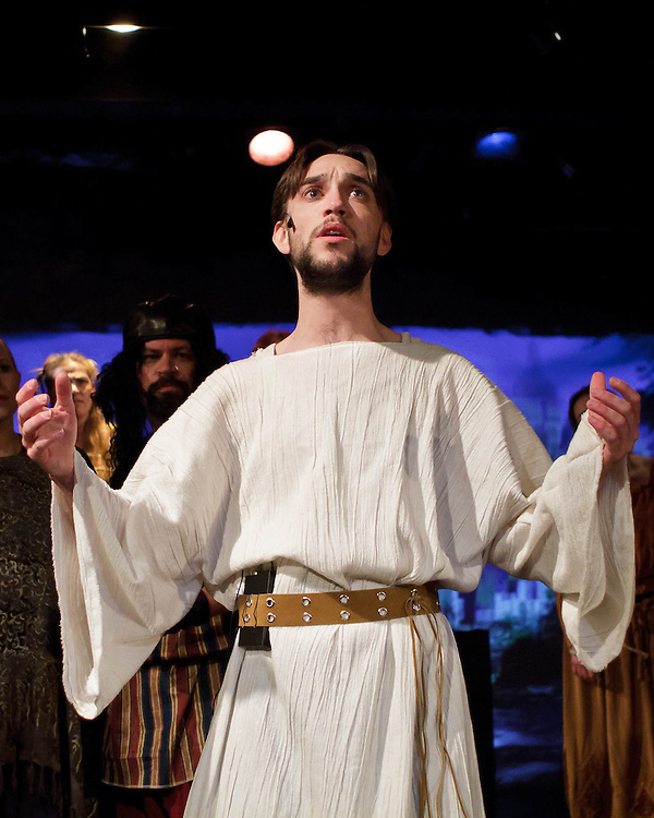 "Bay Area Stage presents ""Jesus Christ Superstar,"" directed by Jeff Lowe. Photo © 2011 Mike Padua"