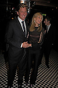 Rob and Kim Hersov. Conservative fund raising dinner hosted  by Marco Pierre White and Franki Dettori at  Frankie's. Knightsbridge. 17 January 2004. ONE TIME USE ONLY - DO NOT ARCHIVE  © Copyright Photograph by Dafydd Jones 66 Stockwell Park Rd. London SW9 0DA Tel 020 7733 0108 www.dafjones.com