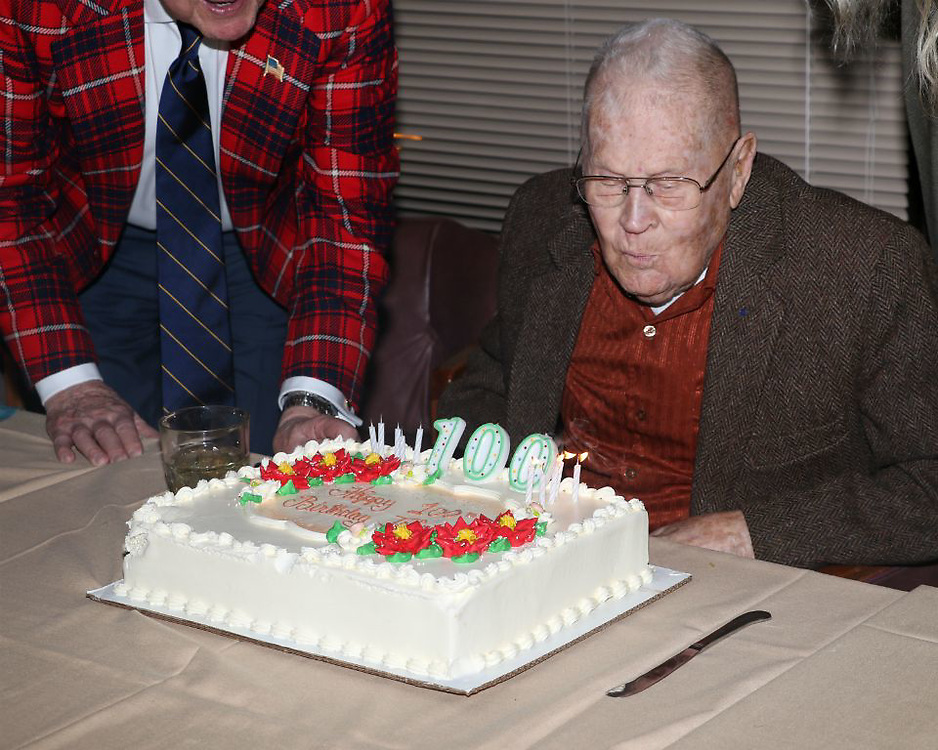 John Miller's 100th Birthday Party