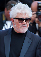 President of the jury Pedro Almodovar  arriving to the Closing Ceremony and awards at the 70th Cannes Film Festival Sunday 28th May 2017, Cannes, France. Photo credit: Doreen Kennedy