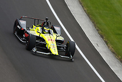May 18, 2018 - Indianapolis, Indiana, United States of America - SEBASTIEN BOURDAIS (18) of France brings his car through turn one during ''Fast Friday'' practice for the Indianapolis 500 at the Indianapolis Motor Speedway in Indianapolis, Indiana. (Credit Image: © Chris Owens Asp Inc/ASP via ZUMA Wire)