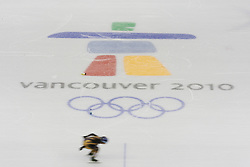 Olympic Winter Games Vancouver 2010 - Olympische Winter Spiele Vancouver 2010,  Logo, Feature, olympic rings, Olympische Ringe, Eisflaeche, Ice,  *** Local Caption *** +++ www.hoch-zwei.net +++ copyright: HOCH ZWEI / Malte Christians +++