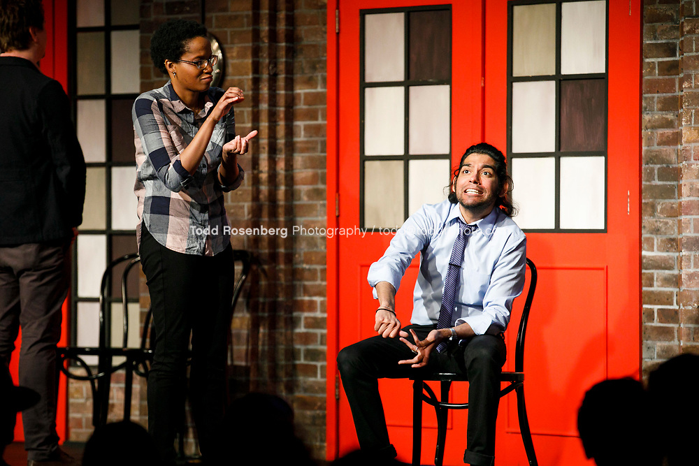 5/8/17 7:06:08 PM -- Chicago, IL, USA<br /> <br /> Up Comedy Club Presents<br /> The Second City Improv All-Stars<br /> <br /> <br /> &copy; Todd Rosenberg Photography 2017