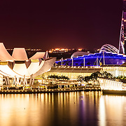 Art Science Museum, Marina Bay Sands, Singapore