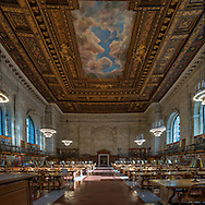After being closed for more than two years for repairs and restoration, The New York Public Library's historic Rose Main Reading Room and Bill Blass Public Catalog Room has reopened.