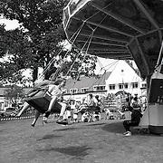 NLD/Huizen/19910814 - Kermis op de Trappenberg Huizen