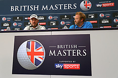 British Masters Preview - 26 Sept 2017