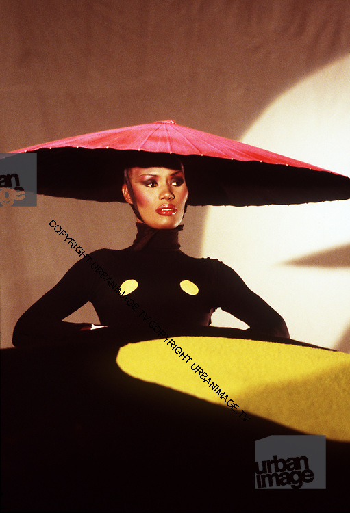 Grace Jones – Living My Life – Video Shoot - New York 1983