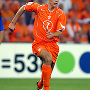NLD/Eindhoven/20050907 - WK kwaificatiewedstrijd Nederland - Andorra, (7) Robin van Persie