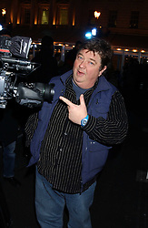 Radio presenter JONO COLEMAN at a party to celebrate the opening of the annual Somerset House Ice Rink at Somerset House, London on 23rd November 2005.<br /><br />NON EXCLUSIVE - WORLD RIGHTS