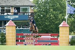 Miller Phillip (GBR) - Sussex Caretino<br /> Speed Class<br /> International Horse Show - Hickstead 2014<br /> © Hippo Foto - Jon Stroud