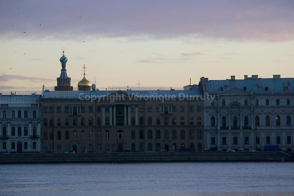 St Petersburg, Russia // St Petersbourg, Russie
