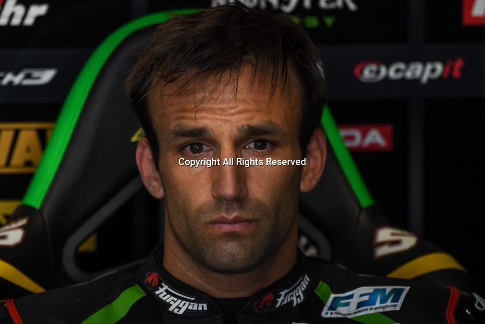 June 23rd 2017, TT Circuit, Assen, Netherlands; MotoGP Grand Prix TT Assen, Free practice Day; Johann Zarco (Monster Yamaha Tech3) during the free practice