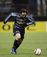 Milan 23-11-2005<br /> Inter Artmedia Bratislava <br /> Champions League 2005-2006<br /> nella  foto Alvaro Recoba<br /> Foto Snapshot / Graffiti