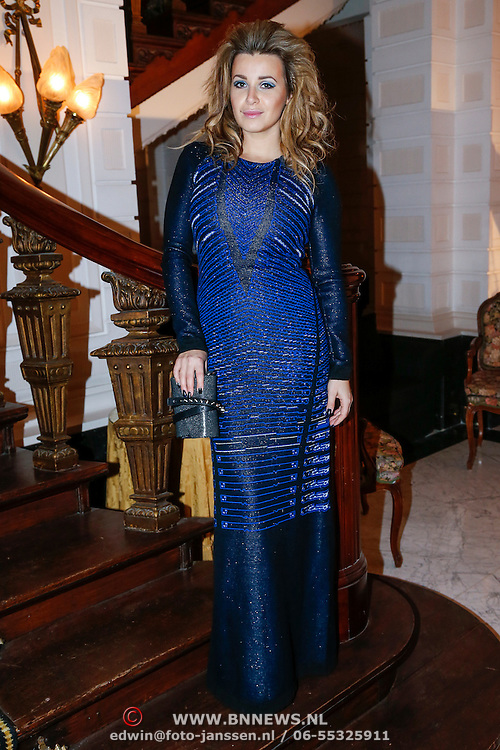 NLD/Amsterdam/20121112 - Beau Monde Awards 2012, Victoria Koblenko