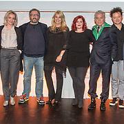 NLD/Amsterdam/20150319 - Perspresentatie Familie Kruys, Cast Familie Kruys