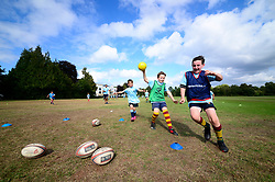 Bristol Bears Community Foundation Summer Holiday Camp at Old Bristolians RFC - Mandatory by-line: Dougie Allward/JMP - 15/08/2018 - Rugby