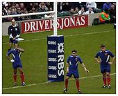 England v France. Advertising. 6 Nations. Season 2004-2005