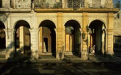 "The "" Old City "" in central Havana, Cuba. (Photo © Jock Fistick)"