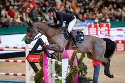 STAUT Kevin (FRA), Edesa's Ikke van Stal Cipa<br /> Leipzig - Partner Pferd 2019<br /> IDEE Kaffe Preis<br /> CSI5*<br /> 18. Januar 2019<br /> © www.sportfotos-lafrentz.de/Stefan Lafrentz
