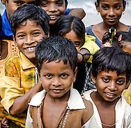 School Children, India