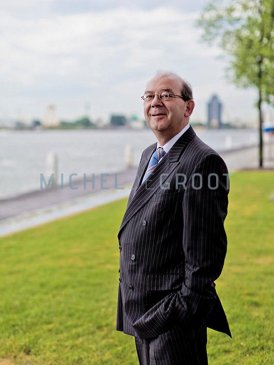 Gijs van Noordam, Schipper en Noordam advocaten in Rotterdam.