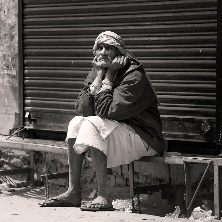 Shop owner - Nepal