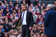 Fulham First Team Head Coach Slavisa Jokanovic during the EFL Sky Bet Championship match between Fulham and Aston Villa at Craven Cottage, London, England on 17 April 2017. Photo by Jon Bromley.