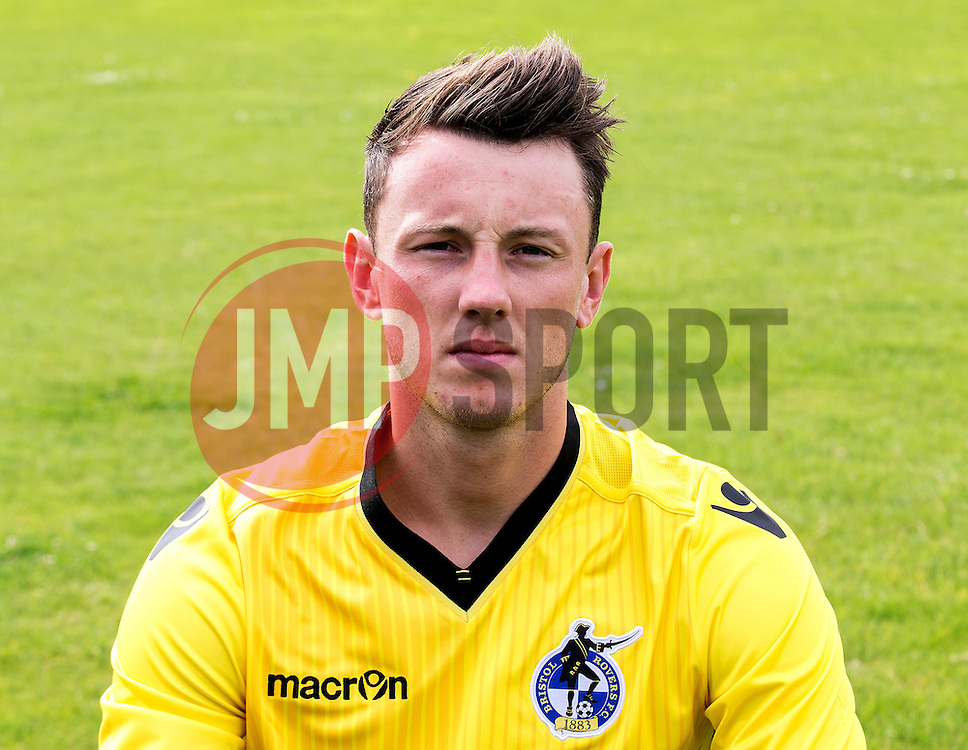 Ollie Clarke of Bristol Rovers - Mandatory by-line: Robbie Stephenson/JMP - 04/08/2016 - FOOTBALL - The Lawns Training Ground - Bristol, England - Bristol Rovers Head Shots
