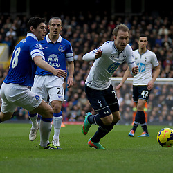 Tottenham Hotspur v Everton | Premier League | 9 February 2014