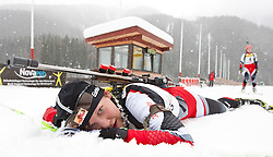 11.12.2010, Biathlonzentrum, Obertilliach, AUT, Biathlon Austriacup, Sprint Lady, im Bild . EXPA Pictures © 2010, PhotoCredit: EXPA/ J. Groder