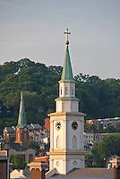 Old St Mary's Cincinnati Ohio