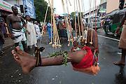 The Hindu Aadi Vel festival on the streets of Bambalapitiya in Colombo.