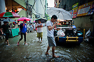 Night days and nights of continued heavy rains brought by the southwest monsoon caused serious floods to many parts of Manila, the capital of the Philippines and its surrounding provinces. Officials said that more than a million people were affected by the floods and sixty percent of Metro Manila remained under water. Recent floods are compared to typhoon Ondoy, the worst disaster in recent years.