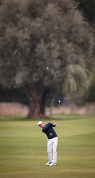 27.09.2015, Beckenbauer Golf Course, Bad Griesbach, GER, PGA European Tour, Porsche European Open, im Bild Charl Schwartzel (RSA) // during the European Tour, Porsche European Open Golf Tournament at the Beckenbauer Golf Course in Bad Griesbach, Germany on 2015/09/27. EXPA Pictures © 2015, PhotoCredit: EXPA/ JFK