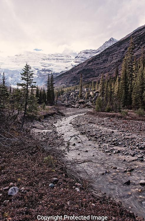 Hiking at Lake Louise., Alberta, canada, Isobel Springett