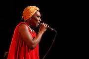 Liv Warfield at the Alberta Rose Theater