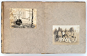 1935 Japan school photo album