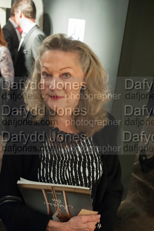 KATIE FORD, The launch of Nicky Haslam for Oka. Oka, 155-167 Fulham Rd. London SW3. 18 September 2013.