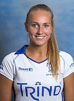 UTRECHT ,  Karlijn van der Linden .    KAMPONG Dames I, seizoen 2015-2016. copyright Koen Suyk