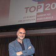 NLD/Hilversum/20191112 - Boekpresentatie Top 2000, Leo Blokhuis