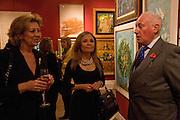 MARIE-CLAIRE BARONESS VON ALVENSLEBEN; PRINCESS AL SABAH; RICHARD EATON, Preview of Greek Sale sponsored by Citibank. Sotheby's. New Bond st. London. 10 November 2008 *** Local Caption *** -DO NOT ARCHIVE -Copyright Photograph by Dafydd Jones. 248 Clapham Rd. London SW9 0PZ. Tel 0207 820 0771. www.dafjones.com